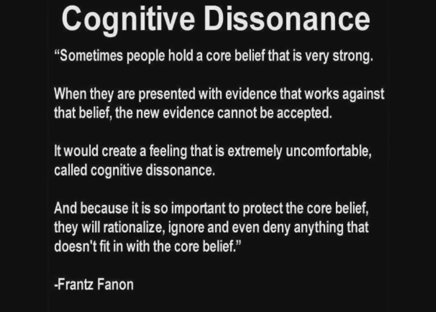 Dogmatisches Denken