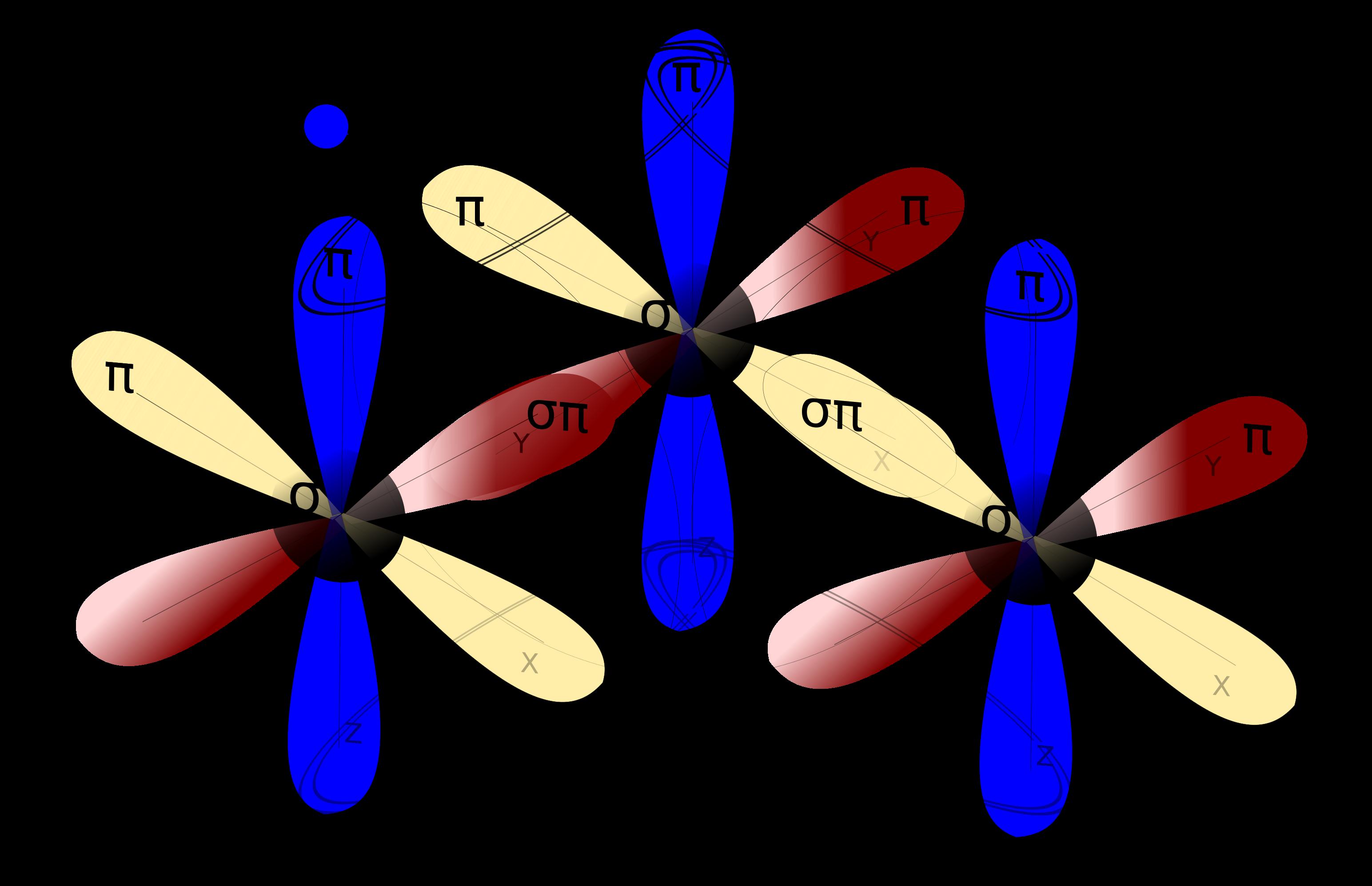 Pi Elektronen