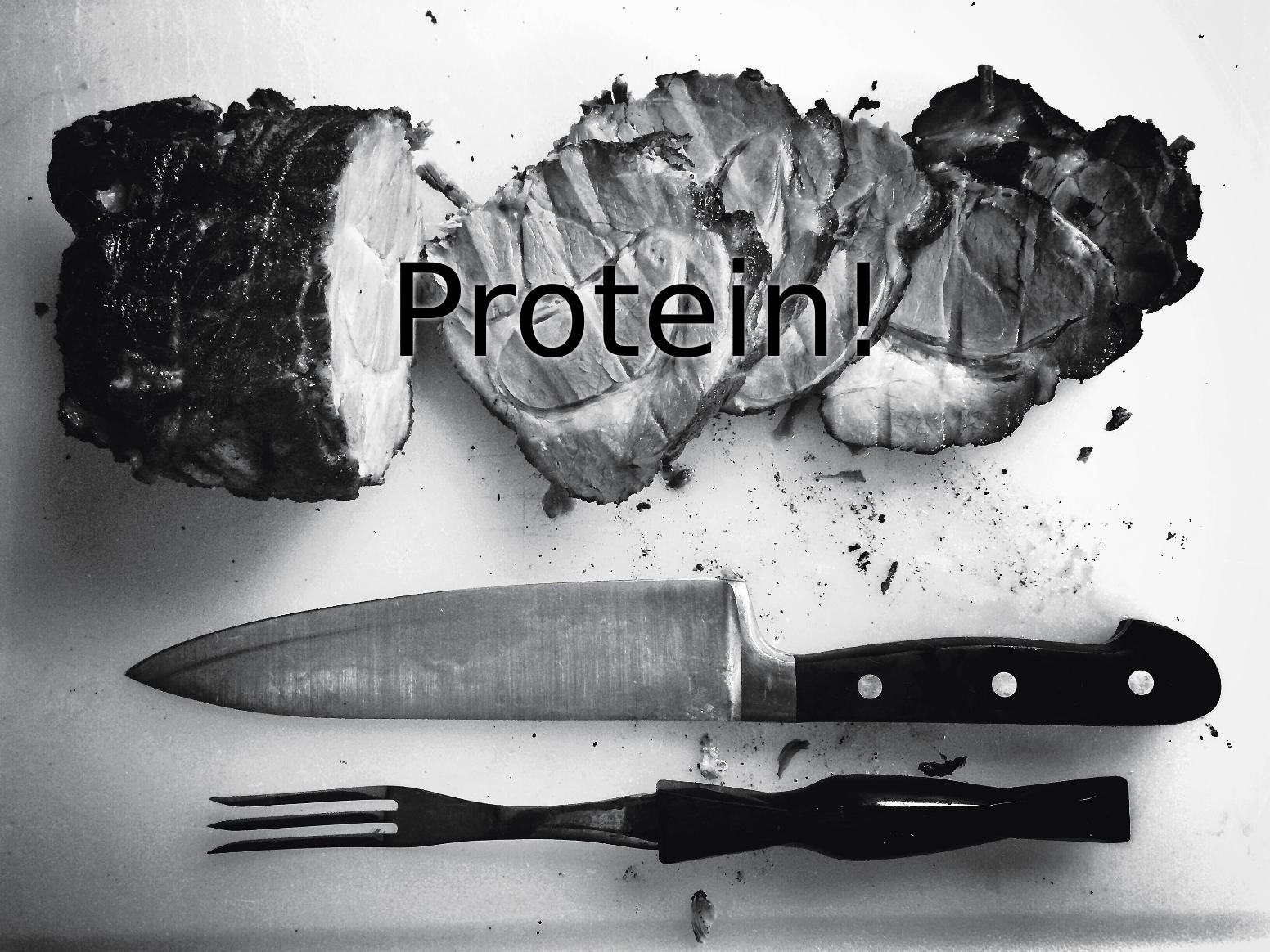 Protein und ketogene Ernährung