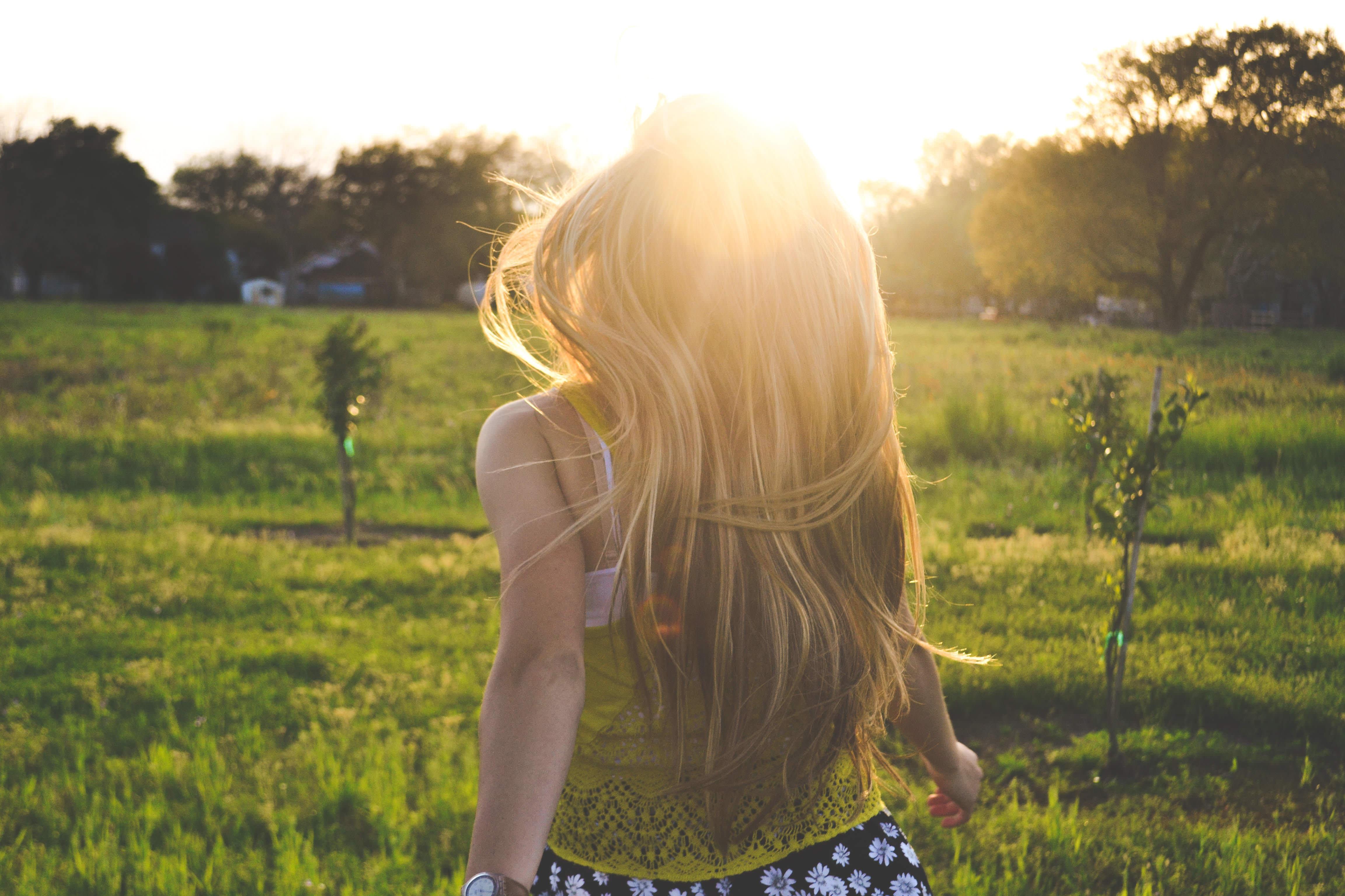 Sonne und Depression