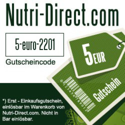 Nutri-Direct Gutschein